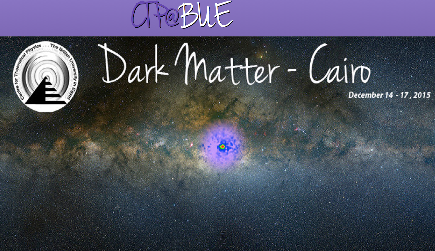 Dark matter workshop